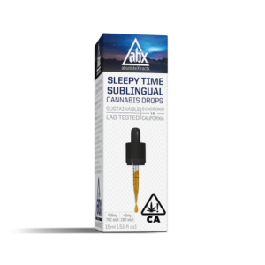 Abx THC Sublingual Drops 15ml