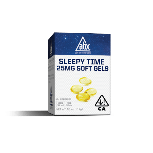 Abx SOFT GELS 10 and 30 count
