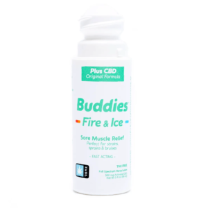 Fire Ice Plus CBD