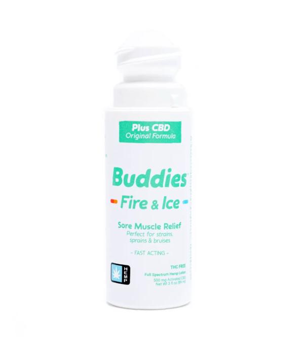 Fire Ice Plus CBD