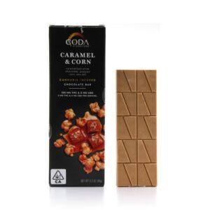 Coda Signature Chocolate Bars