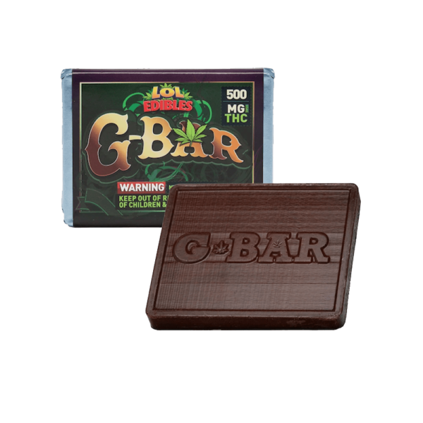 Lol Edibles G-Bar
