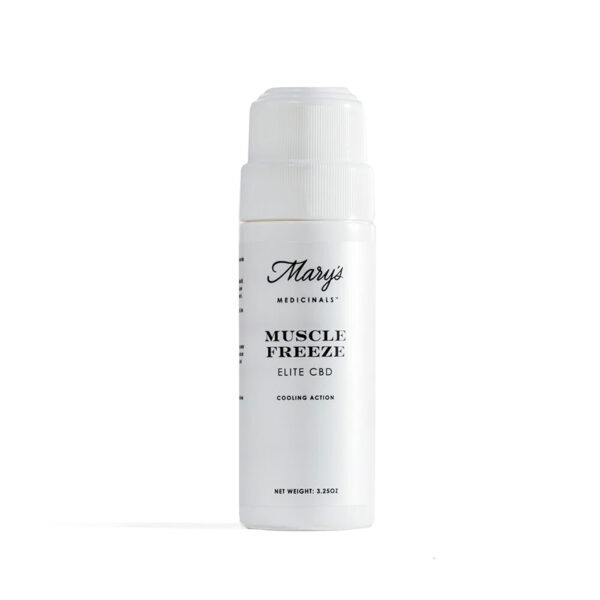 Marys Medicinals Muscle Freeze
