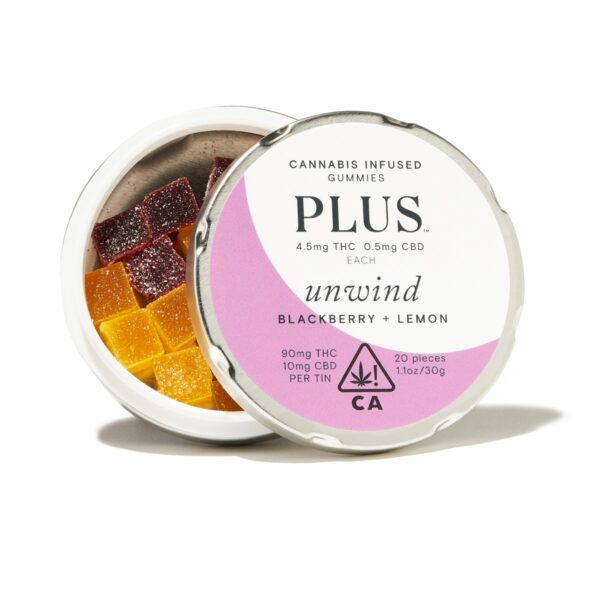 Plus CBD Infused Gummies