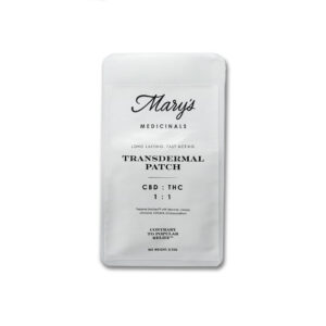 Marys Medicinals Transdermal Patches