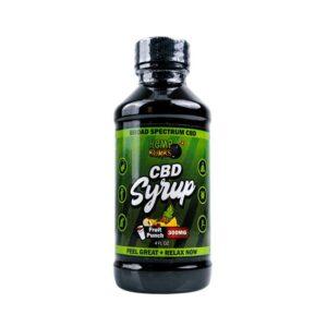 Hempbobs 300mg CBD Syrup