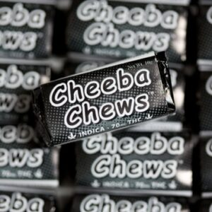 Cheeba Chews Indica Quad Dose