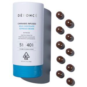 Defonce Milk Chocolate Espresso Beans