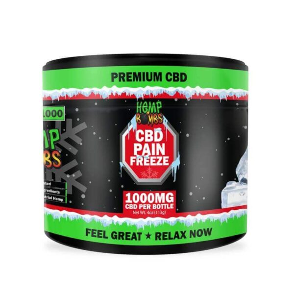 Hempbombs High Potency CBD Pain Rub