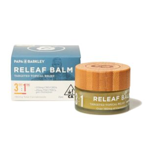 Papa Barkley Releaf Balms