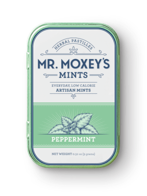 Mr Moxeys Mint